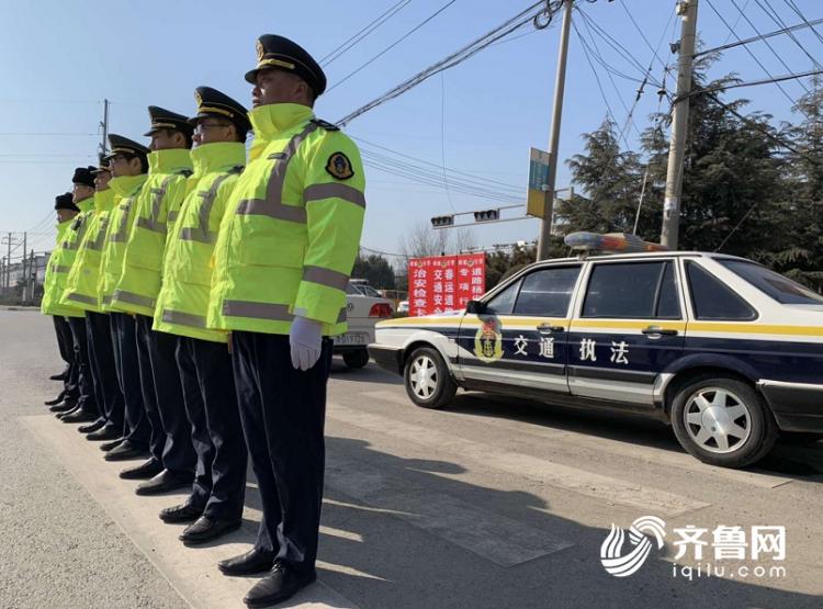 春运大幕拉开!枣庄严打七种道路运输违法行为