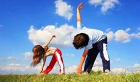 不同年龄段,运动有重点