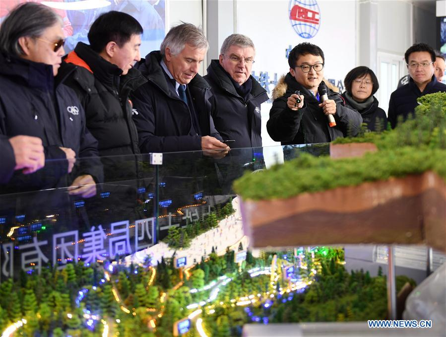 Xinhua Headlines: Three years from Winter Games, ''Twice Olympic City'' Beijing marches toward excellence