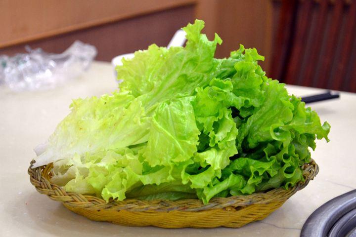 春季养生 多吃生菜