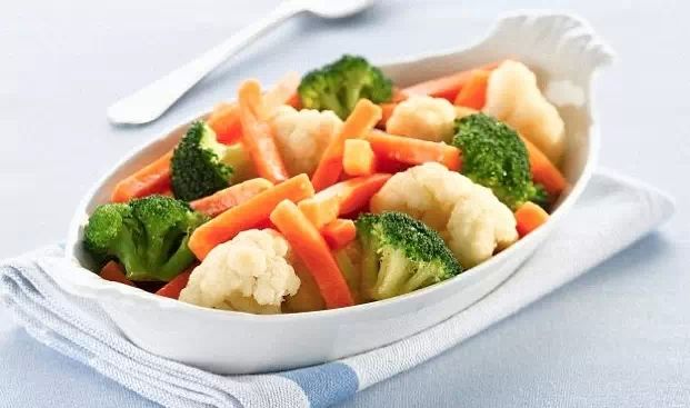 水煮蔬菜更有营养