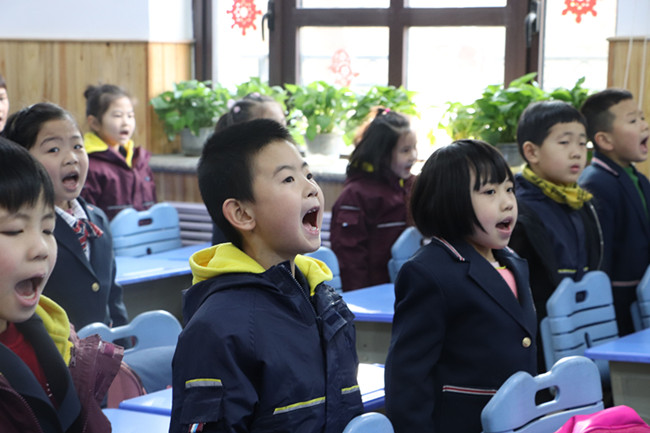 上海开学迎来环保第一课