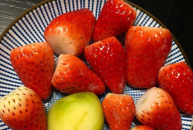 关于草莓的这些谣言你别信