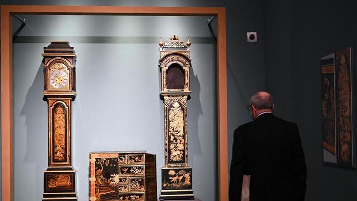 絲綢之路國家博物館文物精品展在京開幕