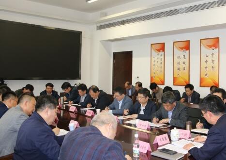 济南市卫生健康委召开全市十大临床整合医疗中心研讨会