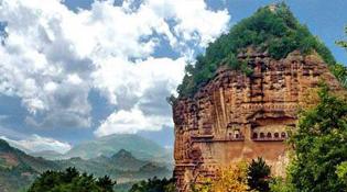 甘肃:丝路旅游提前进入旺季
