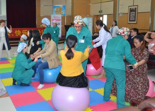 济南市四院开展国际助产士日宣教活动