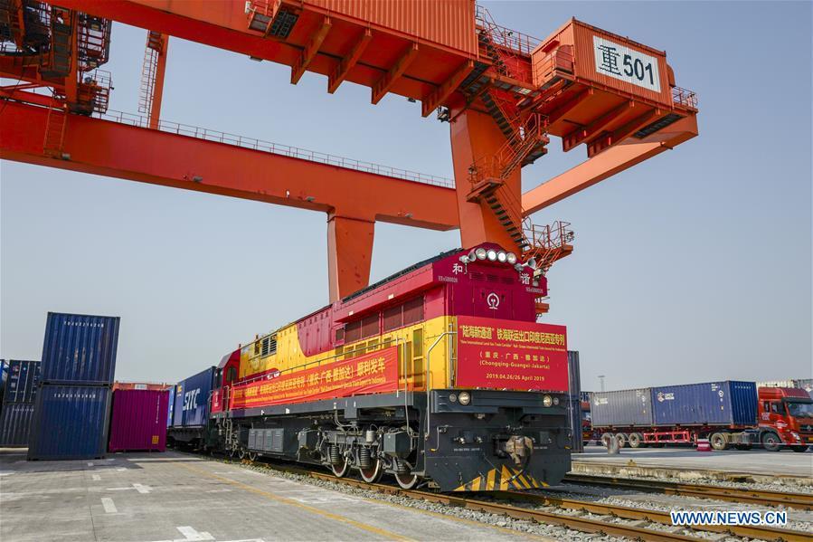 Xinhua Headlines: World benefits from western China''s development