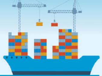 前4月我国货物贸易进出口总值增4.3%
