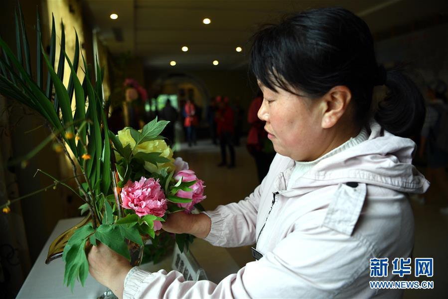 '중국 모란의 도시' 뤄양, '꽃명함'으로 '꽃경제' 활성화