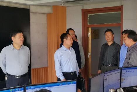 济南市卫生健康委到莱芜区、钢城区调研卫生应急工作