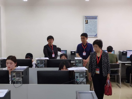 济南市2019年护士执业资格考试圆满结束