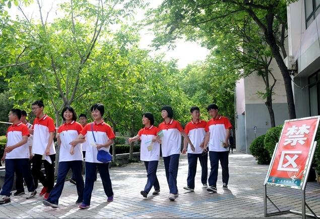 济南市初三年级学业水平考试(中考)顺利结束