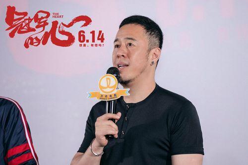 杨坤接受观众提问