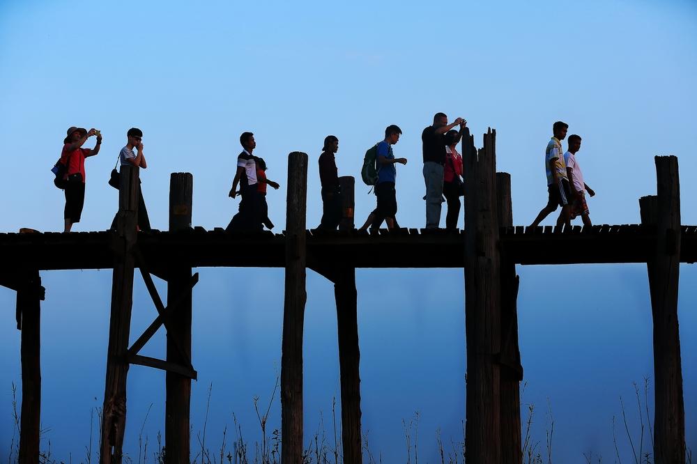 印象缅甸:在这里遇见静谧和淳朴
