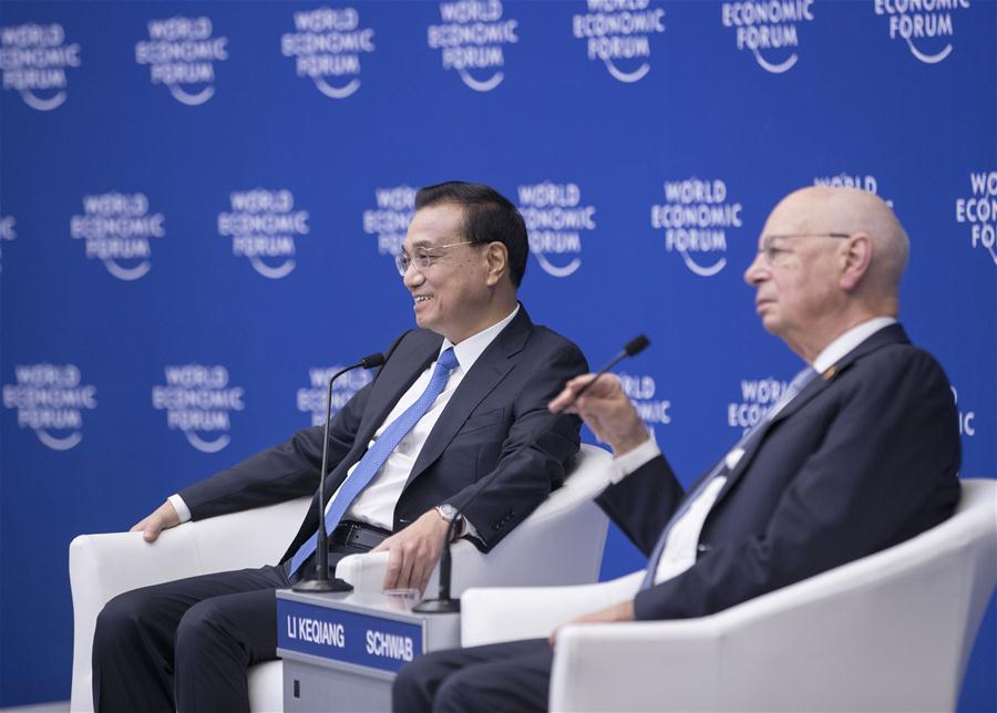 "<br/>Chinese Premier Li Keqiang (L) holds a dialogue with representatives from communities such as industry and commerce, finance, think tanks and media outlets attending the Annual Meeting of the New Champions 2019, also known as the Summer Davos Forum, in Dalian, northeast China's Liaoning Province, July 2, 2019. (Xinhua/Wang Ye)<br/> China will further improve its business environment and expand opening-up, Premier Li Keqiang has said.<br/>Li made the remarks during a dialogue session held Tuesday at the Annual Meeting of the New Champions 2019, also known as the Summer Davos Forum, in the city of Dalian.<br/>The dialogue session was chaired by Klaus Schwab, founder and executive chairman of the World Economic Forum, with attendance of more than 200 global representatives of industry and commerce, finance, think tanks, media.<br/>At the dialogue session, Premier Li answered a raft of questions put forward by the attendees, ranging from China's business environment, adjustment of industry chain, enterprises and innovation, opening-up of finance, to development of private businesses.<br/>As for business environment, China will build market-oriented, internationalized business environment based on rule of law and with openness, transparency and predictability, Li said, noting that restrictions on market access will be further relaxed.<br/>Apart from treating foreign investors impartially and fairly, the country will strengthen the protection of intellectual property, Li said.<br/>Against the backdrop of worldwide investment downturn, China saw a steady inflow of foreign investment in the first five months of this year, with the investment in the manufacturing industry up more than 8 percent year on year, Li said.<br/>He attributed the stable growth in foreign investment to the country's globalized industrial system and vast market with huge potential, saying China boasts great competitiveness in the global industrial chain.<br/>The country will step up efforts to expand opening-up, uphold fair competition and safeguard foreign investors' rights and interests, Li said.<br/>Speaking of China's financial opening-up, Li said the country continued to make new steps in opening its financial sector, and greater financial opening-up helped improve the sector's competitiveness.<br/>The Chinese government also enhanced financial regulation to protect the interests of domestic and overseas investors and consumers, Li said.<br/>Although facing downward economic pressures, China has strived to maintain financial stability, without saddling the economy with excessive money supply. The country has maintained stability of its monetary policy, with timely and pre-emptive fine-tuning, and kept the yuan exchange rate basically stable at a reasonable and balanced level.<br/>""China's financial sector will further open up, and financial supervision and management will become more and more well-regulated,"" he said.<br/>When talking about difficulties facing private businesses, which contribute more than 80 percent of the country's urban jobs and 60 percent of the country's GDP, Premier Li said the country will work to ensure implementation of tax reduction policies to lower financing costs and make sure enterprises benefit from these policies.<br/>"