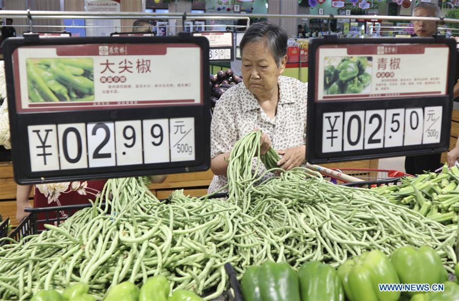 #CHINA-ECONOMY-CPI-RISE (CN)
