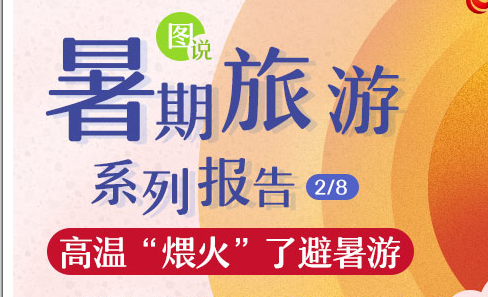 """图说暑期旅游系列报告:高温""""煨火""""了避暑游"""