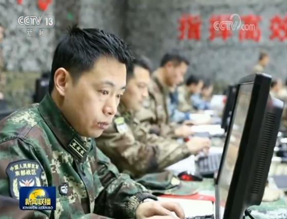 """【""""不忘初心、牢记使命""""主题教育进行时】军队主题教育注重边学边查边改"""