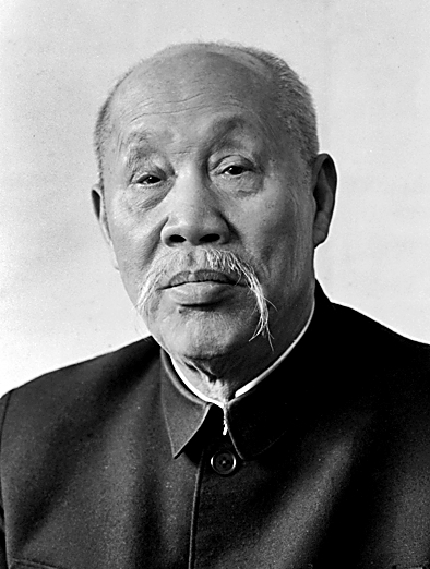 中国共产党的创始人之一董必武