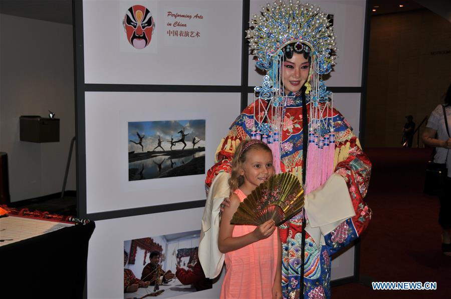 U.S.-HOUSTON-THEATER DISTRICT OPEN HOUSE-CHINESE CULTURE