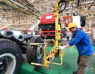 中国经济继续展现强大韧性