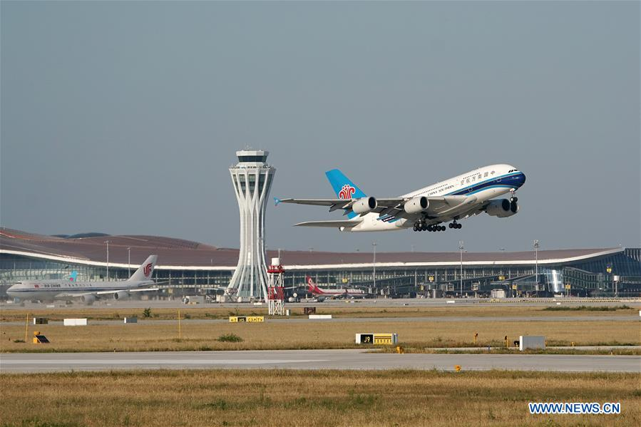 CHINA-BEIJING-NEW AIRPORT-OPEN (CN)