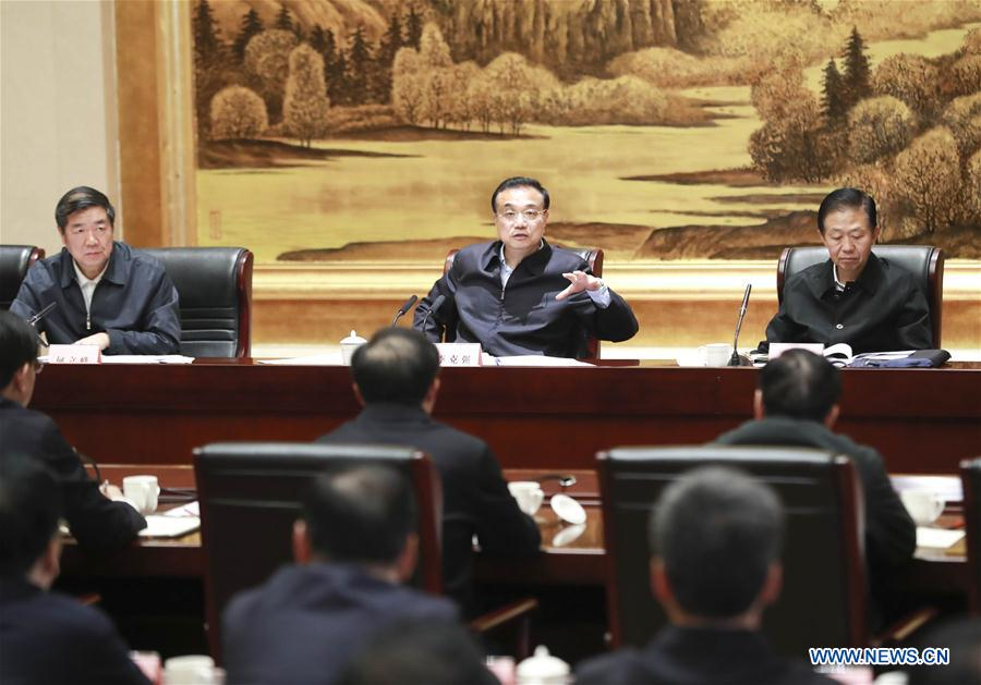 CHINA-SHAANXI-LI KEQIANG-ECONOMY-MEETING (CN)