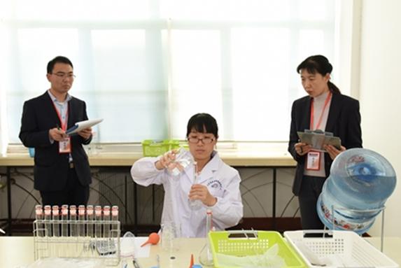 山东食品安全风险监测技能竞赛省级决赛在济南举办