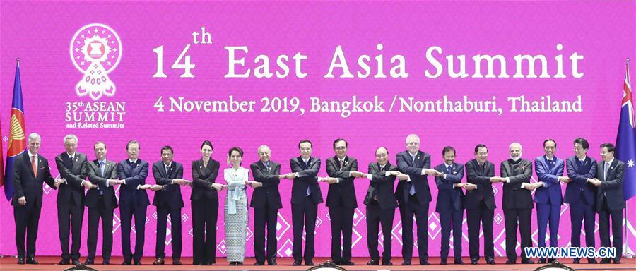THAILAND-BANGKOK-LI KEQIANG-EAST ASIA SUMMIT