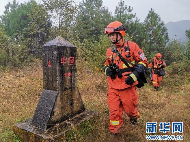 【火焰蓝一周年】云南森林消防:戎装虽变 初心不改