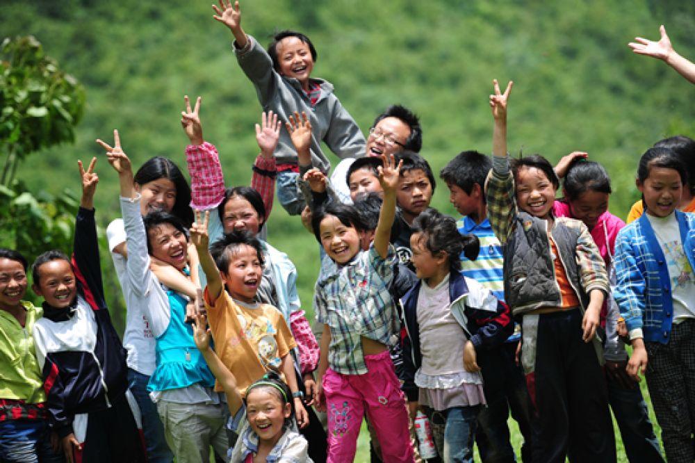 学习故事 习近平和志愿者的故事