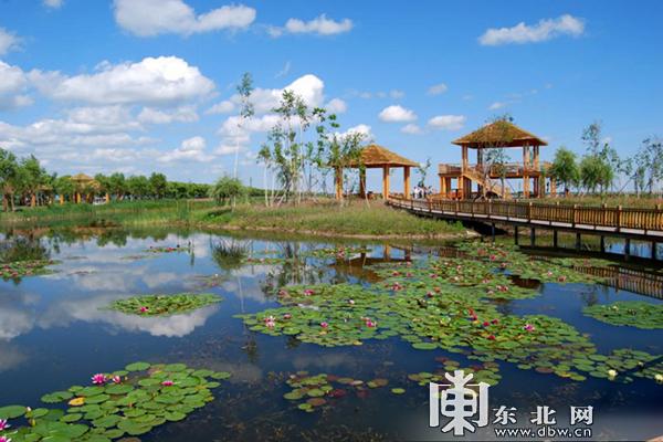 【生态文明@湿地】秋有湿地冬有雪 绝美龙江!