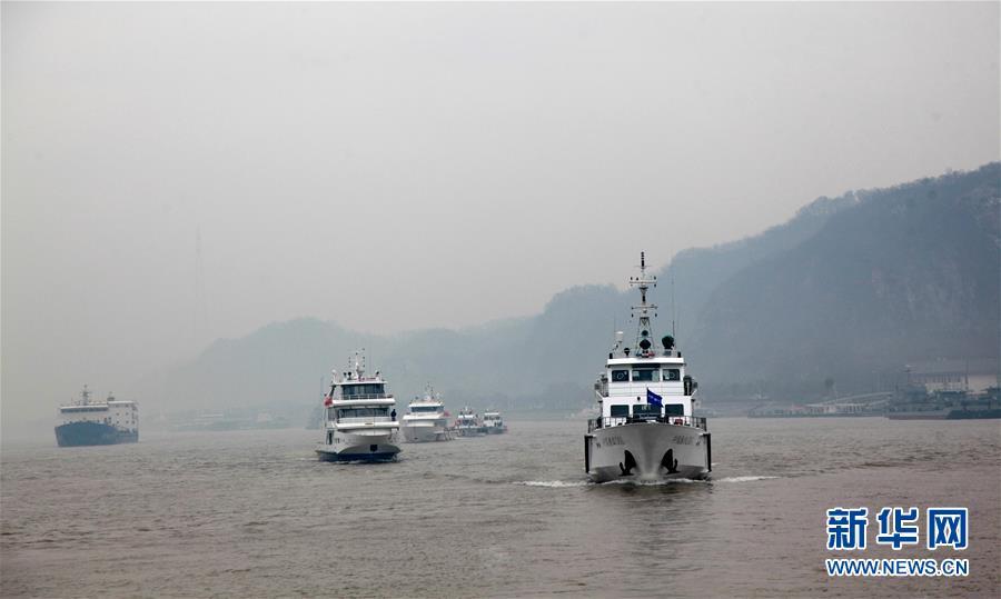 深入推进大保护 打造引领高质量发展生力军——推动长江经济带发展座谈会召开四年间