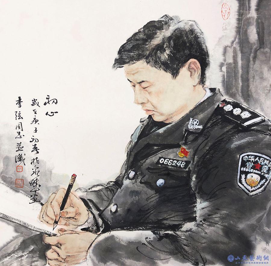 4吴磊《初心—李弦同志》 .jpg