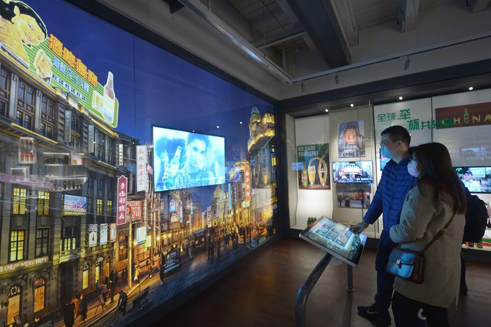 青岛啤酒博物馆恢复开放