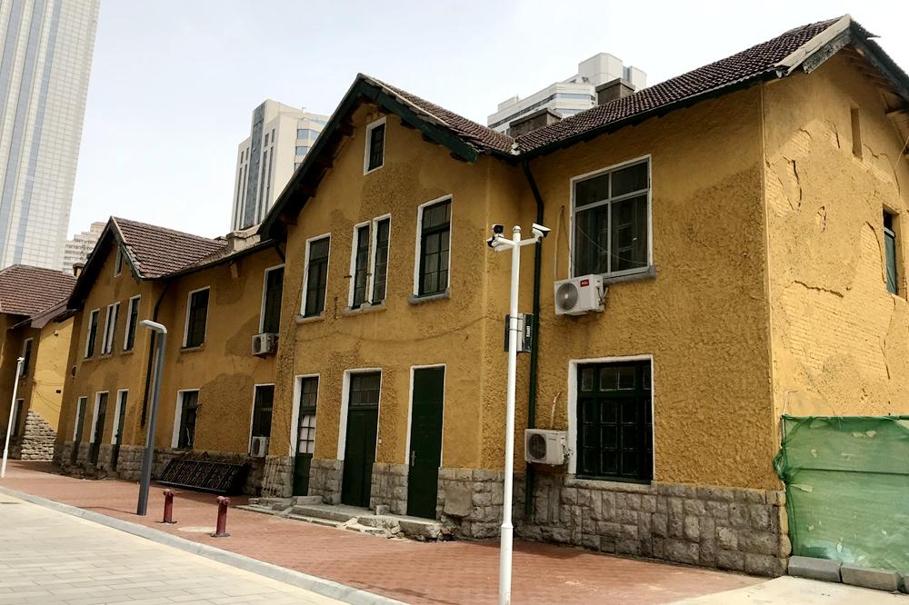 打卡济南百年德式老建筑