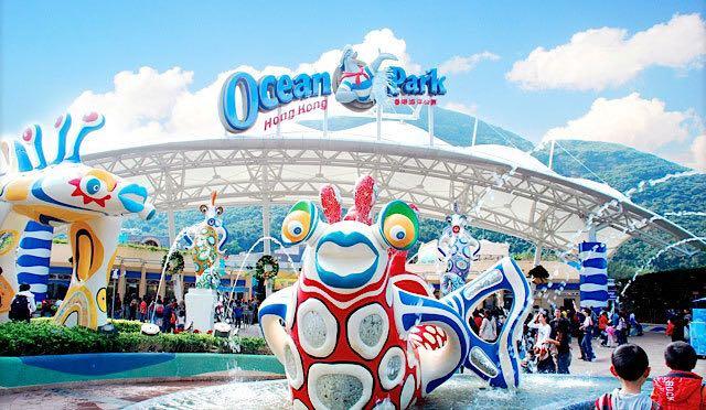 香港海洋公园将于13日重开 特区政府大力推动本地绿色旅游