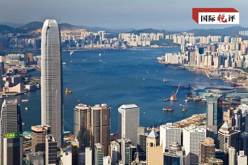 国际锐评丨 蚍蜉撼树的蓬佩奥搅乱香港的诡计注定破产