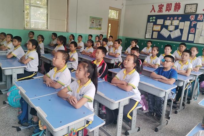 东营市广饶县:民法典宣传进校园 普法教育促成长