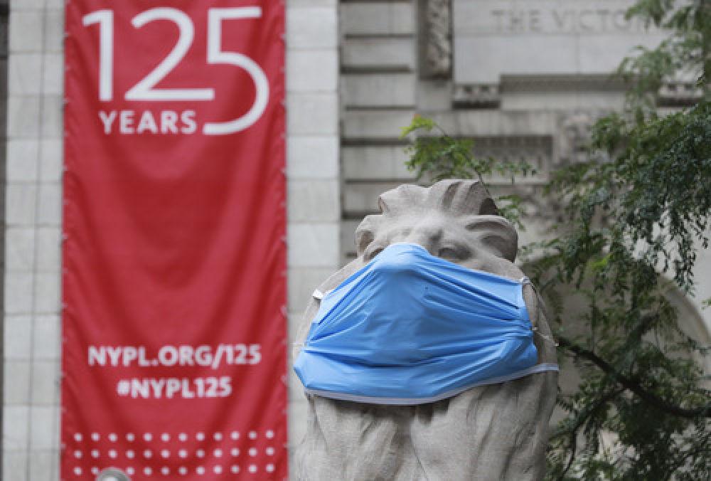 疫情都这样了,美国到底还在为口罩纠结什么?