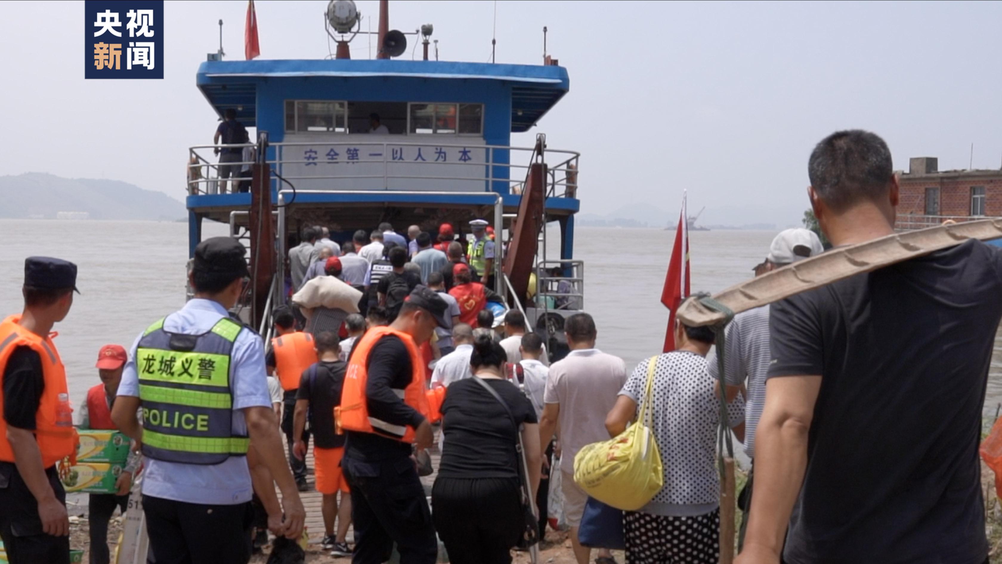 最前线丨孤岛不孤 4000余人的一次紧急撤离