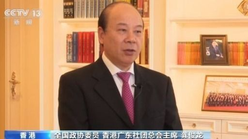香港各界支持全国人大常委会依法作出决定