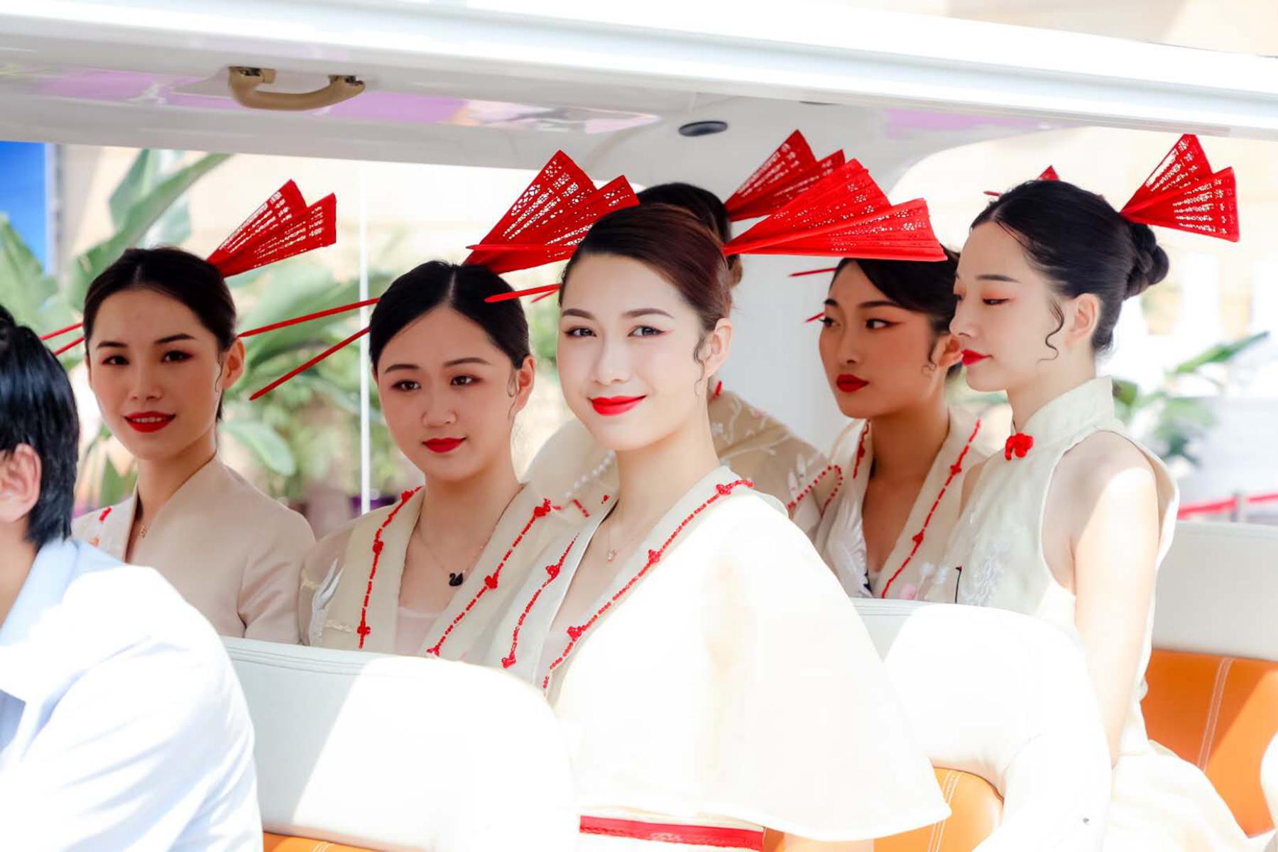 2020世界华裔小姐大赛佳丽风采之二