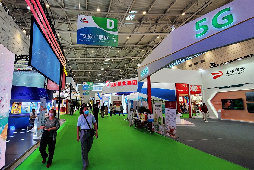 Shandong realizes full coverage of 5G network in 16 cities