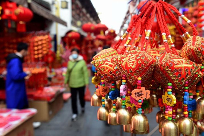 Sales boom points to more relaxed, happier Chinese New Year