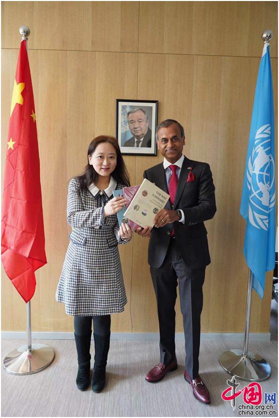 联合国驻华协调员常启德:中国脱贫成果为世界带来重要启示