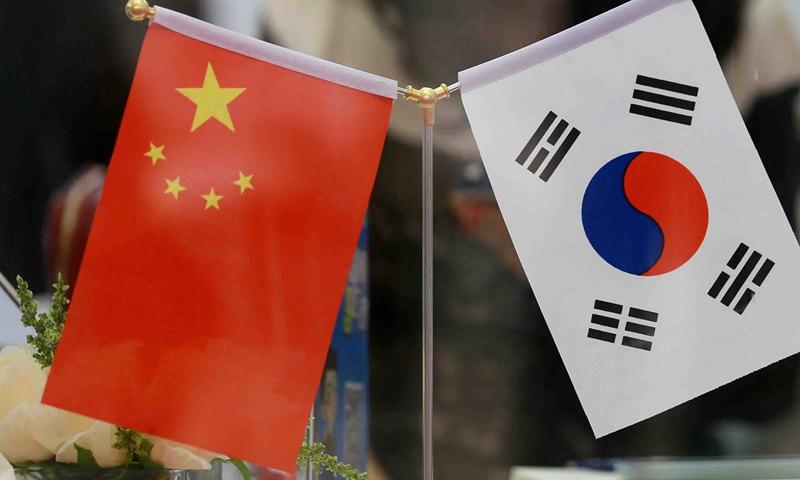 China South Korea File photo:CGTN
