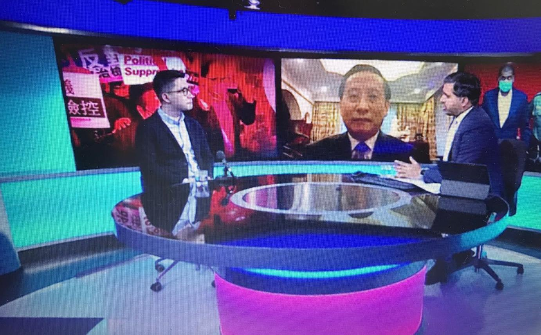 高志凯:希望BBC在报道中英关系时能多讲真话 多听中国真实的声音