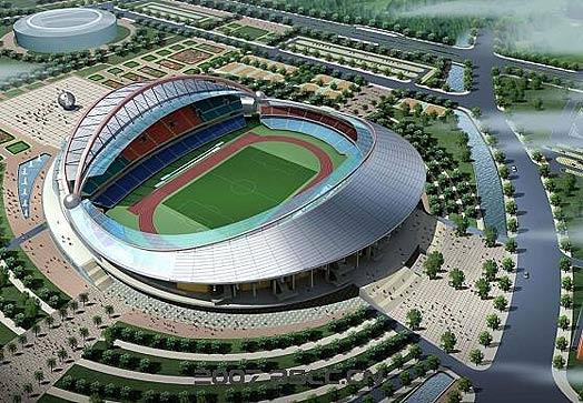 淄博市体育中心